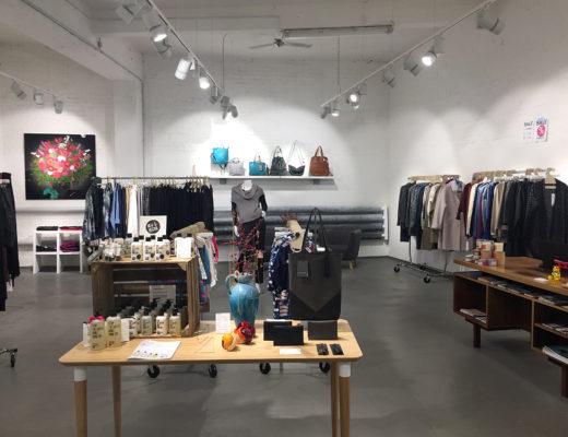 roberta organic fashion DÅsseldorf Shop total